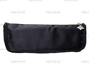Пенал Kite Sport, черно-зеленый, K14-644-2, купить