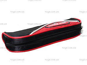 Пенал Kite Sport, черно-красный, K14-645-2, купить