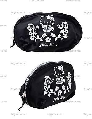 Пенал мягкий на молнии Hello Kitty, HK14-655K