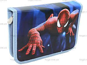 Пенал на молнии «Человек-паук», SM14-622-2K