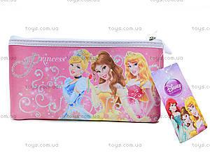 Пенал неопреновый «Принцессы», PRBB-RT2-049N