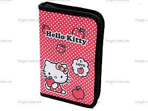 Пенал с креплениями Hello Kitty, HK14-621-1K