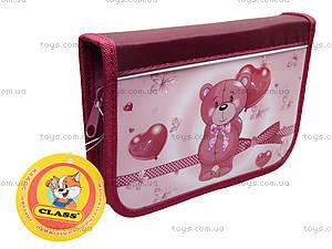 Пенал школьный Lovely Bear, 94007