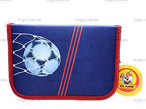 Школьный пенал-книга Soccer, 94009, фото