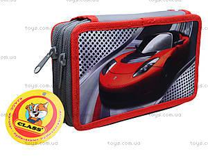 Пенал-книга школьный Super Car, 94057
