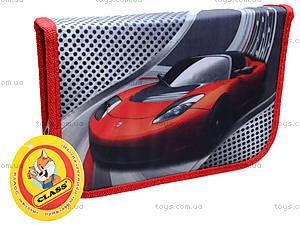 Школьный пенал Super Car, 94043, фото