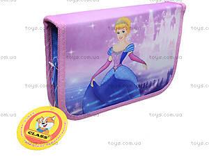Школьный пенал-книга Princess с наполнением, 94069