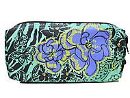 Пенал школьный «Цветы», SVBB-RT3-4244