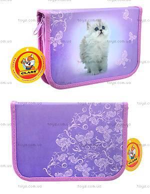 Пенал школьный для детей Lovely Kitty, 94071