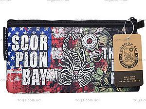 Пенал широкий Scorpion Bay, SBAP-UT-049N, цена