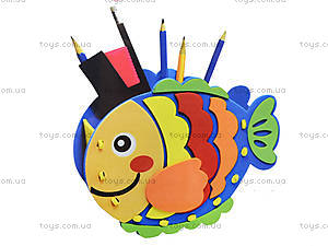 Школьный пенал своими руками «Рыбка», 9017, купить