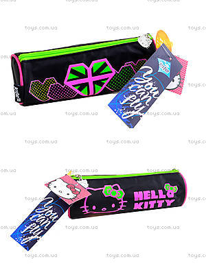 Детский пенал-тубус Hello Kitty, HK14-640-2K