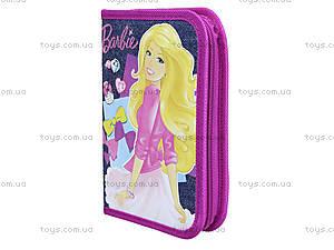 Твердый пенал Barbie, 531054, купить