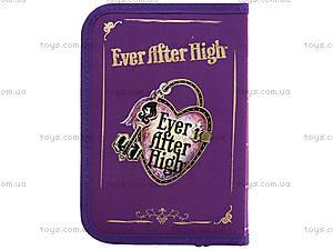 Школьный пенал для девочек Ever after high, 530832, отзывы
