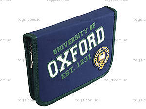 Твёрдый пенал Oxford, одинарный, 531080, купить