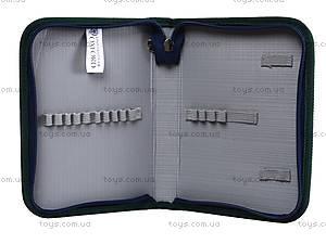 Твёрдый пенал Oxford, одинарный, 531080, фото