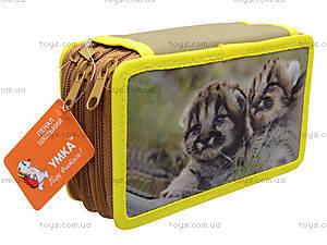 Детский пенал Умка «Тигрята», У4036, отзывы