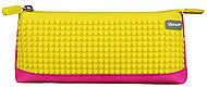 Пенал Upixel фуксия-желтый, WY-B002B-A