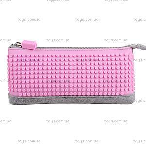 Пенал Upixel, розовый, WY-B002B