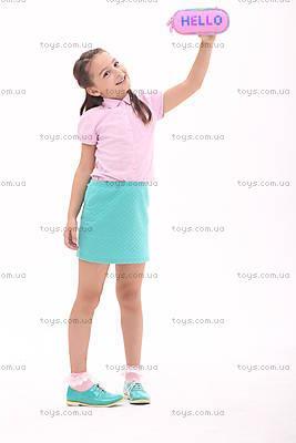 Пенал Upixel Super class, розовый, WY-B012B, магазин игрушек