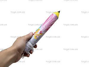 Пенал в форме карандаша «Принцессы», PRBB-US1-87657, купить
