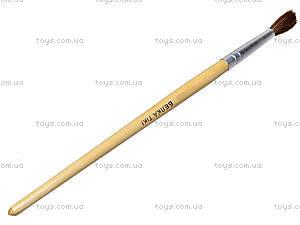 Кисточки для рисования №3, 25 штук, 51911-TK, фото