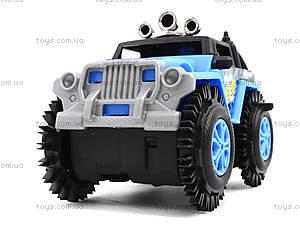 Машина перевертыш на батарейках, M11-D, игрушки