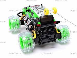 Перевертыш «Безумные гонки», с управлением, 9320, детские игрушки
