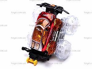 Перевертыш-машина с радиоуправлением, 9038, магазин игрушек