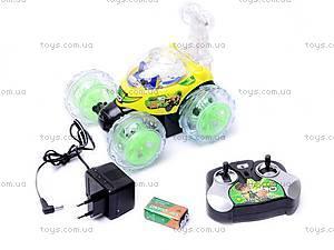 Перевертыш-машинка на радиоуправлении, 008-360B, игрушки