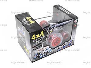 Перевертыш на радиоуправлении «Безумные гонки» для детей, 9461GHI, игрушки