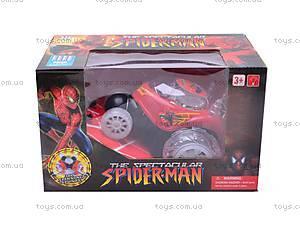 Перевертыш радиоуправляемый Spiderman, 3608-AS, игрушки
