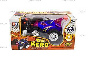 Перевертыш со светящимися колесами, р/у, H0558, детские игрушки