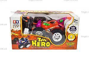 Перевертыш со светящимися колесами, р/у, H0558, магазин игрушек
