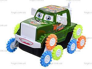 Перевертыш-трактор «Милитари», 8896A, игрушки