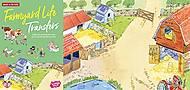 Переводные наклейки Scribble Down «Жизнь на ферме», SD/14, купить