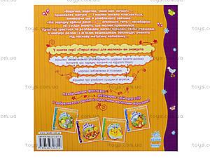 Книга стихов для малыша «Мои игрушки», С17612У, купить