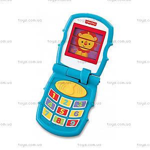 Первый музыкальный телефон Fisher-Price, Y6979, купить