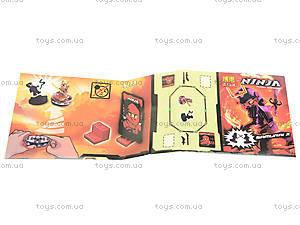 Детский конструктор «Персонаж», 9747-9750/976, отзывы