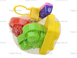 Песочный набор с пасками, 01-100, детские игрушки
