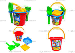 Детский песочный набор 5 предметов, 71530, цена