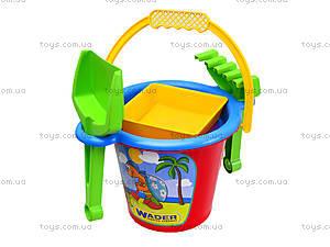 Детский песочный набор 5 предметов, 71530, toys
