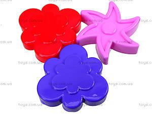 Детский песочный набор «Цветочек», 39046, toys.com.ua