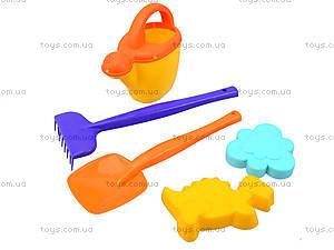 Детский песочный набор «Фантазия», 39059, игрушки