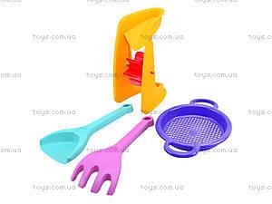 Игровой песочный набор «Фантазия», 39057, игрушки