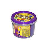 Песочек KidSand 350 г. (фиолетовый цвет), KS-01-03