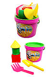 Песочные игрушки 7 предметов, , купить