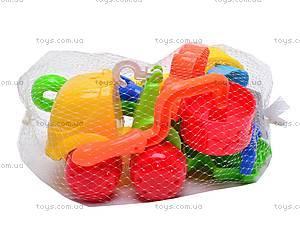 Песочный набор, 8 элементов, JJ105, детские игрушки