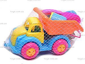 Песочный набор «Автомобиль», KZ-6224, детские игрушки
