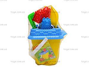 Песочный набор «Башенка», , игрушки